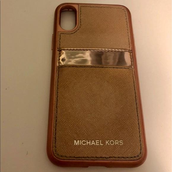 reputable site 0c1db a760b Michael Kor's iPhone X/XS case